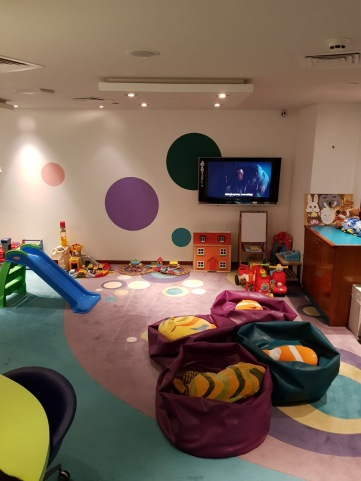 kids club area burj al arab