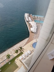 swimming pool view burj al arab