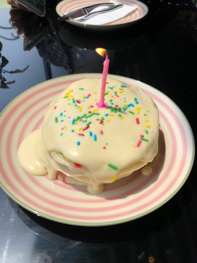 Birthday Breakfast 🎂